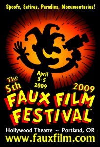 faux Film Festival, Portland, Oregon
