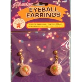 Earrings - Eyeball