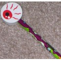 Eraser - Eyeball with Spooky Pencil