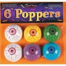 Eyeball Poppers (6 pack)