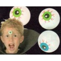 Foam stick-on eyeballs (12 pack)