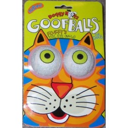 Goofballs for Dogs - Fluffy's Evil Eye Balls