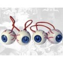 Hairbands - Blue Eyeballs