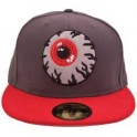 Hat - Mishka Keep Watch - Grey 7 3/4