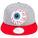 Hat - Mishka Throwback Keep Watch New Era - 7 3/8 inch