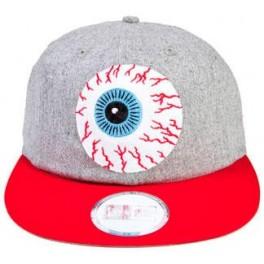 Hat - Mishka Throwback Keep Watch New Era - 7 3/8 inch