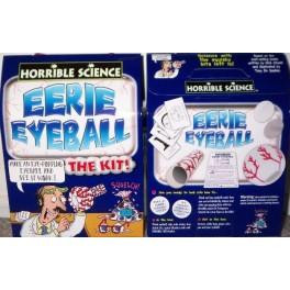 Horrible Science Eerie Eyeball Kit