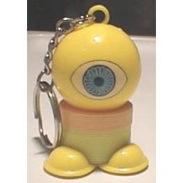 Keychain - Springy Eyeball