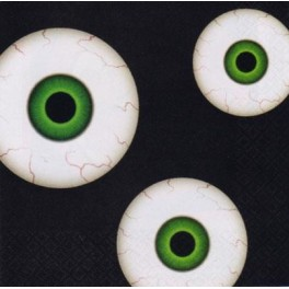 Napkins - 13inch - Sparkle Eyeball