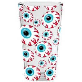 Pint Glass - Mishka Keep Watch