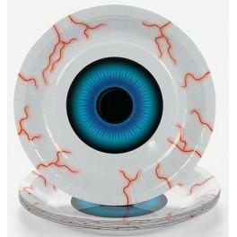 Plates - Eyeball Dessert