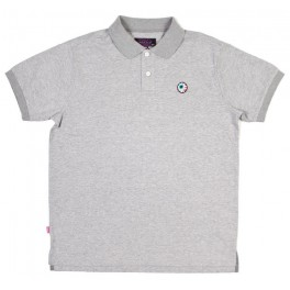 Polo Shirt - Mishka Keep Watch - Heather XL