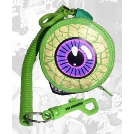 Purse - Green Eyeball