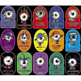Stickers - Eyeball Buddies