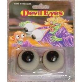 Sticky Devil Eyes
