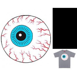 T-Shirt - Mishka Throwback Keep Watch T-Shirt - Heather - XL