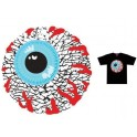 T-shirt - Mishka Damaged Keep Watch - Black XL