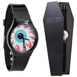 Watch - Mishka Keep Watch - Black