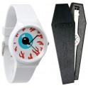 Watch - Mishka Keep Watch - White