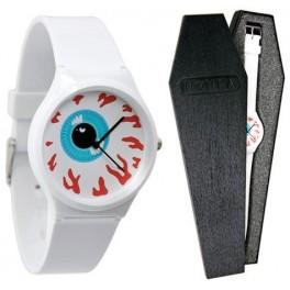 Watch - Mishka Keep Watch - White