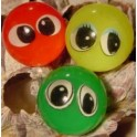 Balls With Eyes Inside