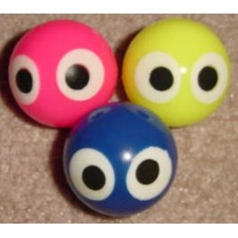 Balls with Eye Pairs 1.5in.