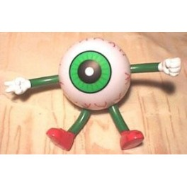 Bendy Eyeball Man