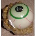 Candle - Skeleton Hand Eyeball