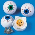 Container Eyeball with Toy Inside - 2in.