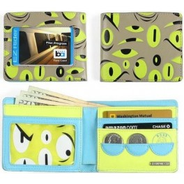 Gama-Go Eyes Wide Open Billfold