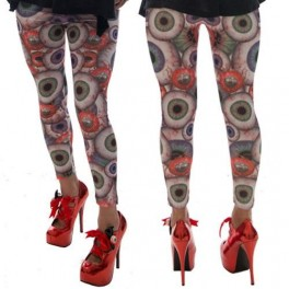 Leggings - Eyesore XL