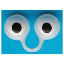 Glow Eye Puppets