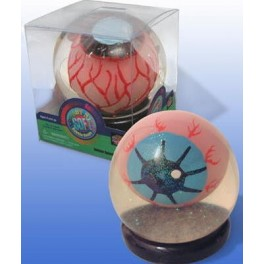 Glow Eyeball Bubble Dome - Deluxe