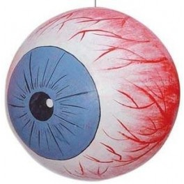 Hanging Eyeball - 10in.
