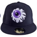 Hat - Mishka Keep Watch - BLACK 7 3/4