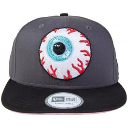 Hat - Mishka Keep Watch New Era Snapback - Grey