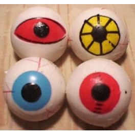 Hi-Bounce Eyeballs
