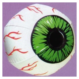 Inflatable Eyeball - 16in.