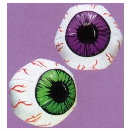 Inflatable Eyeball - 9in.