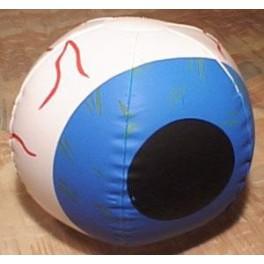 Inflatable Eyeball 10in.