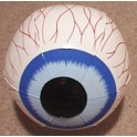 Inflatable Eyeball 6in.