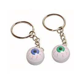 Keychain - Mini Gliding Eyeball