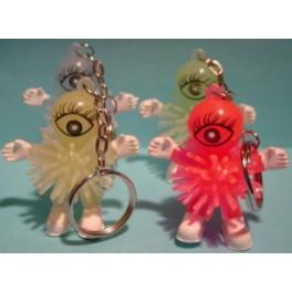 Keychain - Spikey Man