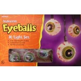 Light Set - Iridescent Eyeballs