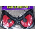 Light-Up Eerie Eyes - Big Red