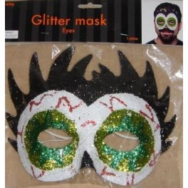 Mask - Glitter Eyeball