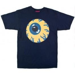 Tshirt - Mishka Keep Watch - Navy - L