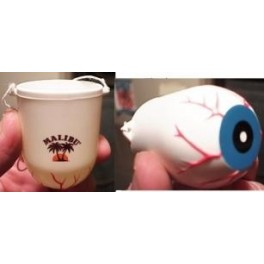 Plastic Eyeball Shot Cup