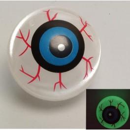 Plastic Eyeballs - glow