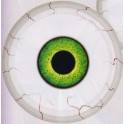 Plates - 9inch - Sparkle Eyeball